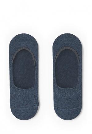 Носки Mango Man. Цвет: синий