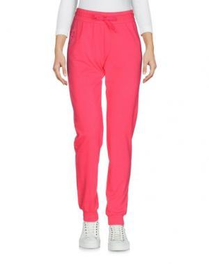 Повседневные брюки FRANKLIN & MARSHALL. Цвет: розовый