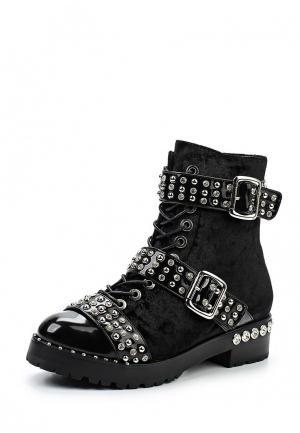 Ботинки Jeffrey Campbell. Цвет: черный