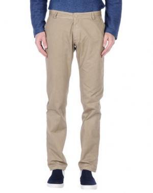 Повседневные брюки SWEET YEARS. Цвет: хаки