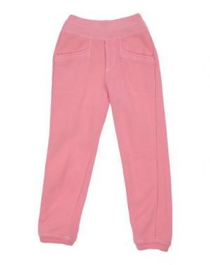 Повседневные брюки EUROPEAN CULTURE. Цвет: розовый