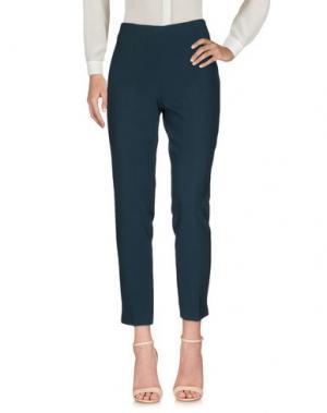 Повседневные брюки BLANCA LUZ. Цвет: темно-зеленый