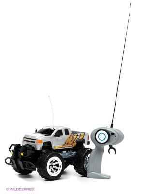 Р/у машина Chevrolet-Silverado AULDEY. Цвет: серый