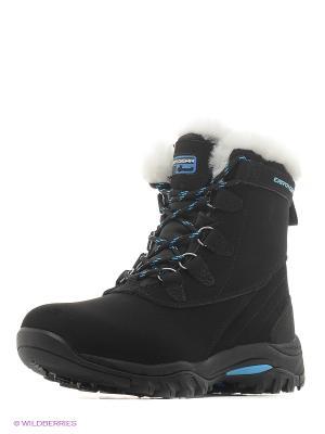 Спортивные ботинки Earth Gear. Цвет: черный