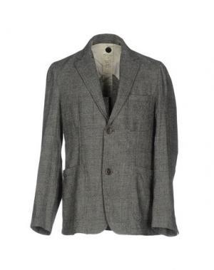 Пиджак COMING SOON. Цвет: серый