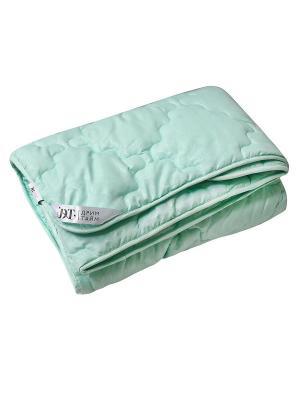 Одеяло Легкое 200*220 Dream time. Цвет: бирюзовый