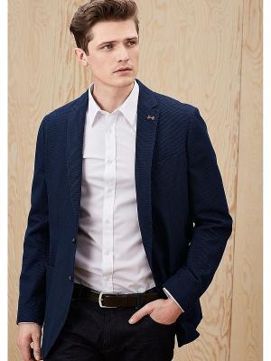 Пиджак S.OLIVER. Цвет: синий