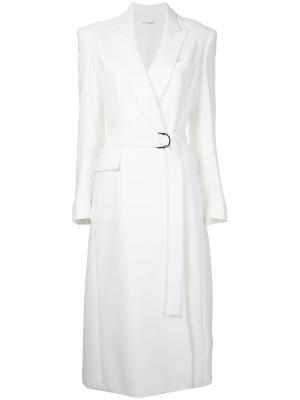 Пальто Manhattan Bianca Spender. Цвет: белый