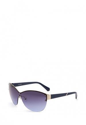 Очки солнцезащитные Enni Marco. Цвет: синий