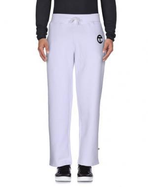 Повседневные брюки TELFAR. Цвет: белый