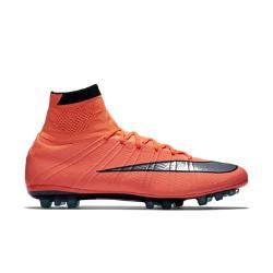 Мужские футбольные бутсы для игры на искусственном газоне  Mercurial Superfly Nike. Цвет: розовый