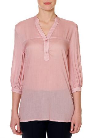 Блузка SWEETME TM. Цвет: розовый
