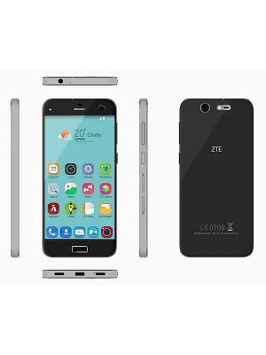 Смартфон ZTE Blade S7. Цвет: черный