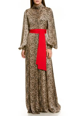 Платье LeVall. Цвет: леопардовый