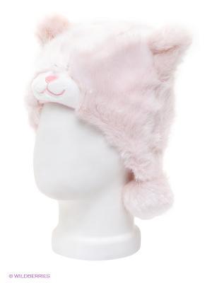 Шапка True Fur. Цвет: бледно-розовый
