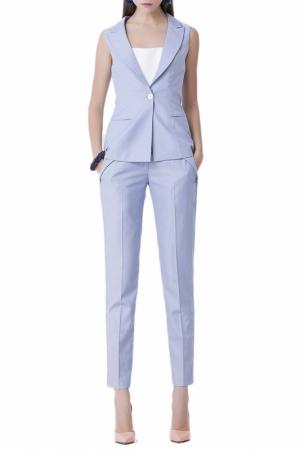 PANTS Isabel Garcia. Цвет: light blue