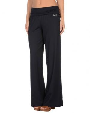 Пляжные брюки и шорты BLUGIRL BLUMARINE BEACHWEAR. Цвет: темно-синий