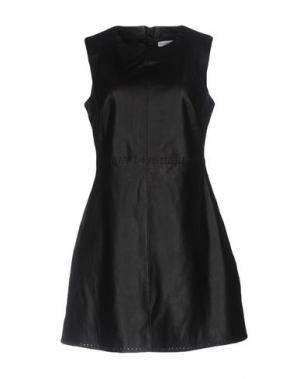 Короткое платье MUUBAA. Цвет: черный