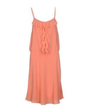 Платье до колена FILIPPA K. Цвет: оранжевый