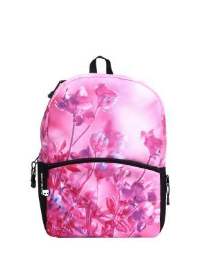 Рюкзак Purple Passion, цвет розовый Mojo Backpacks. Цвет: розовый