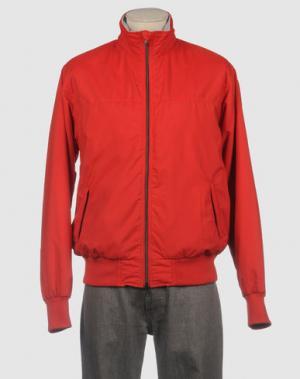 Куртка GB8. Цвет: красный
