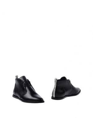 Полусапоги и высокие ботинки OPENING CEREMONY. Цвет: черный