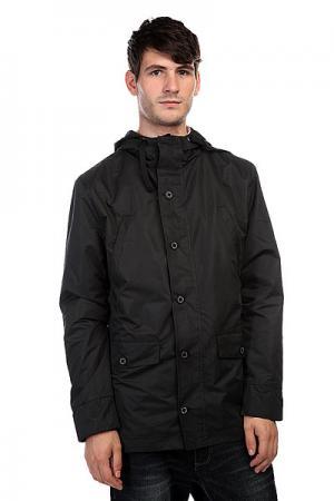Куртка парка  Fusion Black Skills. Цвет: черный