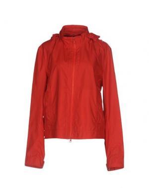 Куртка JEAN'S PAUL GAULTIER. Цвет: красный