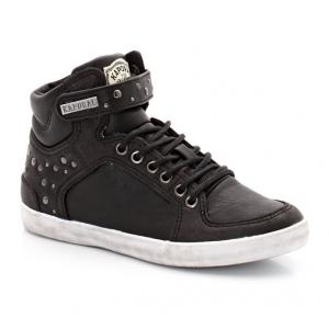 Кроссовки высокие KAPORAL Sashay 5. Цвет: черный