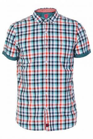 Рубашка Strellson. Цвет: оранжевый