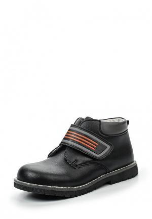 Ботинки Zenden Collection. Цвет: черный