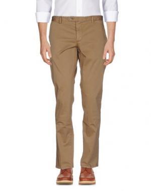 Повседневные брюки XAGON MAN. Цвет: хаки