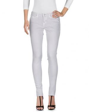 Джинсовые брюки LEVI'S RED TAB. Цвет: светло-серый