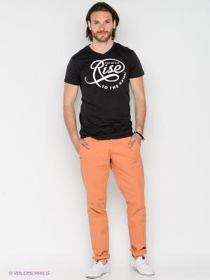 Брюки Formalab. Цвет: оранжевый