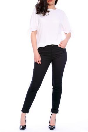 Блуза Emma Monti. Цвет: белый
