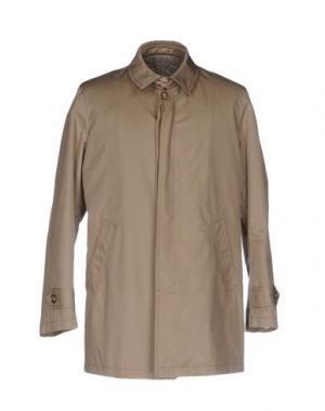 Пальто JEY COLE MAN. Цвет: бежевый