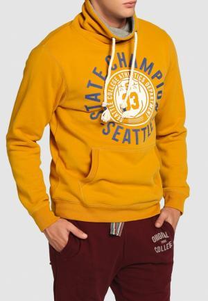 Худи Easy Wear. Цвет: желтый