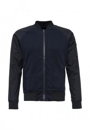 Куртка Fresh Brand. Цвет: синий