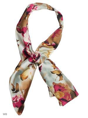Платок Vittorio Richi. Цвет: бежевый, розовый