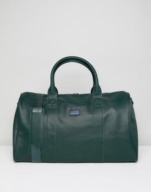 Peter Werth Зеленая сумка. Цвет: зеленый