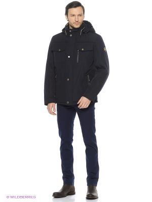 Куртка VIZANI. Цвет: антрацитовый, черный, темно-зеленый
