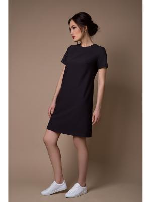 Платье прямого кроя Welldress