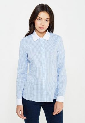 Рубашка Savage. Цвет: голубой