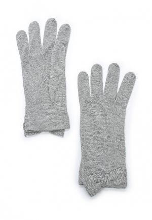 Перчатки Patrizia Pepe. Цвет: серебряный