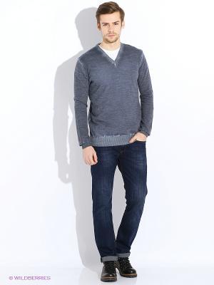 Пуловер Staff. Цвет: антрацитовый