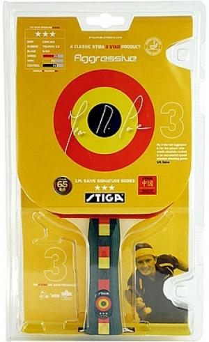 Ракетка для настольного тенниса  JMS Aggressive Stiga