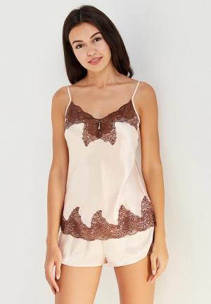 Пижама Mia-Amore. Цвет: розовый