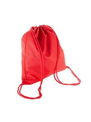 Мешок для обуви Ruby. Цвет: красный