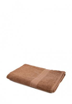 Полотенце La Pastel. Цвет: коричневый