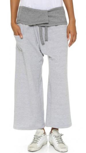 Трикотажные брюки Eden Basic Terrain. Цвет: спортивный серый
